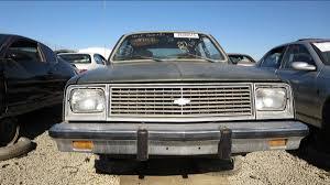 Junkyard Treasure: 1980 Chevrolet Chevette Hatchback Sedan | Autoweek