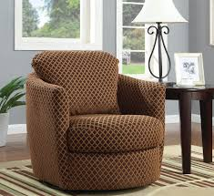 list 189 00 coaster swivel accent chair in diamond pattern