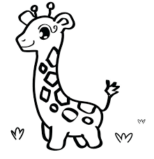 Coloring Pictures Of Baby Animals Coloring Pages Of Baby Animals