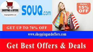 Souq Egypt Coupons 2021 | Get 10% OFF On your First Order + Free Shipping -  ShoppingAndOffers