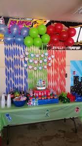 Pj Mask Party Decorations