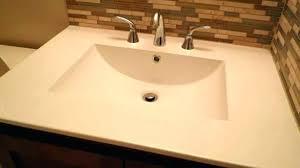 bathroom sink countertop one piece one piece bathroom sink and beautiful bathroom sink insider bathroom sink