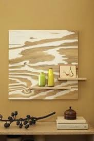 plywood decor plywood art site has lots of diy art ideas good