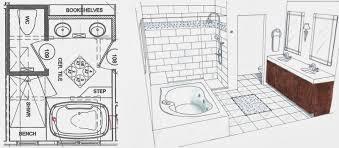 Small Bath Floor Plans Marvelous Small Bathroom Floor Plans Floor