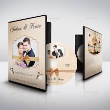 Wedding Dvd Template Wedding Dvd Cover And Dvd Label Template Vol 5 By Owpictures