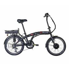 Buy E-Plus <b>20 inch</b> Wheel Size Unisex Folding <b>Electric</b> Bike | Mens ...