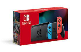 Kaufe Nintendo Switch Console with Neon ...