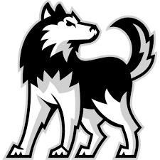 northern illinois university huskies logo