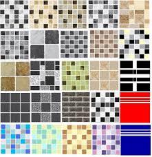 mosaic tile stickers transfers kitchen bathroom tiles