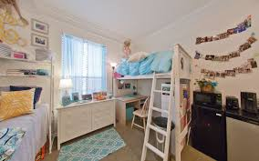 Two Girls Transformed Their College Dorm Into A Palace And Luxury Dorm Room
