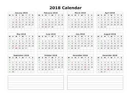free printable calendar 2018 templates free printable calendar