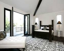 Decoration Black And White Room Decor Bedroom Decorating Ideas In White
