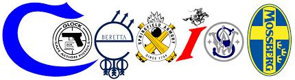 Gun Company Logos Coexist In Firearm Manufacturer Logos