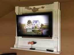 attach tv to the wall mount