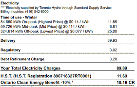 Average Electric Bill For 2 Bedroom Apartment In Toronto Www