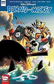Amazon.com: Donald and Mickey: Treasure Archipelago eBook: Van Horn,  William, Rota, Marco, Gray, Jon, Erickson, Byron, Schroeder, Ulrich,  Jippes, Daan: Kindle Store
