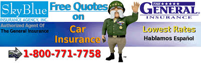 Car Insurance Auto Quote Fascinating The General Insurance 4848774848 The General Car Insurance