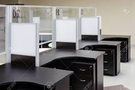 interior design office furniture gallery. Perfect Gallery Reklamn Fotografie  The Row Of Tables In A Modern Office Customer Service With Interior Design Office Furniture Gallery E
