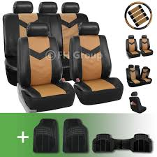 fsc seat covers floor mats synthetic leather car w and accessories for trucks interior exterior unique truck green carpet chair automotive to