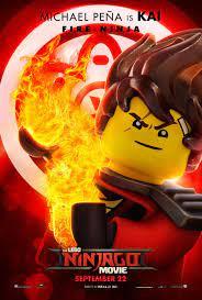 Poster zum The LEGO Ninjago Movie - Bild 42 auf 102 - FILMSTARTS.de