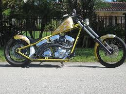 2000 wcc west coast choppers cfl gold built by bill dodge s s