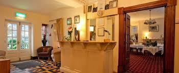 reception desk restaurant