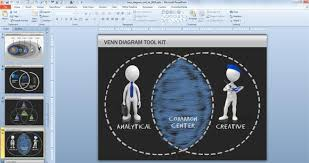 Powerpoint 2010 Venn Diagram Venn Diagram Toolkit For Powerpoint