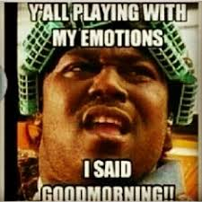 Funny Good Morning Movie Quotes Best of Friday Morning Goodmorning Icecube 24s Classic Movi Flickr