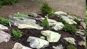 [Garden Ideas] *Building Rock Garden Ideas* - YouTube