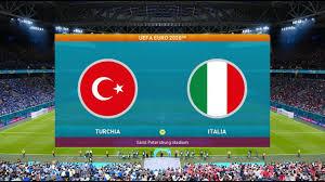 Giochiamo gli Europei con PES 2020 - Si parte con Italia Turchia - YouTube