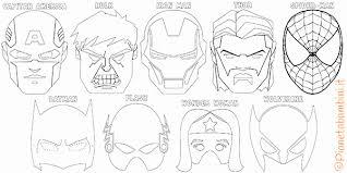 Supereroi Da Colorare Génial Spiderman Da Colorare Pdf Nuovo Disegni