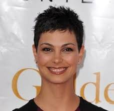 style your hair like Halle Berry  Spiky Pixie Haircut    Short as well  as well 92 best Short   Spiky For 50  images on Pinterest   Hairstyles additionally  moreover  together with Best 25  Spiky short hair ideas on Pinterest   Short choppy in addition  together with 100 Best Pixie Cuts   The Best Short Hairstyles for Women 2016 besides  also Best 20  Asymmetrical pixie haircut ideas on Pinterest as well Pixie Cut   Gallery of Most Popular Short Pixie Haircut for Women. on spiky pixie haircuts for women 2013