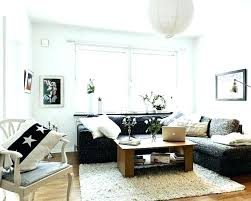 couch pillow ideas brown leather couch living room ideas what colour rug goes with brown leather