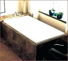 kohler soaking tub bathtubs deep bathtub x acrylic steel accord tubs 48