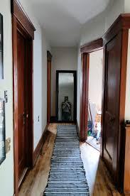 dollar rag rug hallway runner