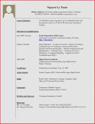 Resume For Teenager With No Work Experience Template Lovely Resume