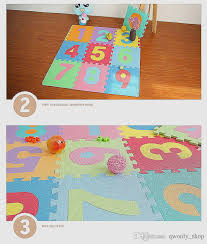 foam floor tiles baby awesome children s soft developing crawling rugs baby play puzzle number