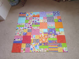 easy lap quilt / first quilt | kids sewing projects | Pinterest ... & easy lap quilt / first quilt Adamdwight.com