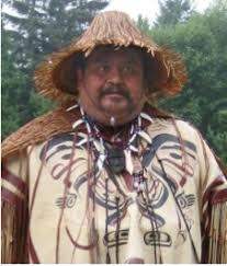 Renowned Coast Salish Carver Felix Solomon to Lecture at SIUE