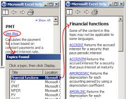 Finance Excel Functions How To Discover New Functions In Excel S Anand Net