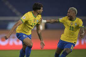 منتخب البرازيل يضع خطة لإيقاف ميسي في نهائي كوبا أمريكا - بالجول