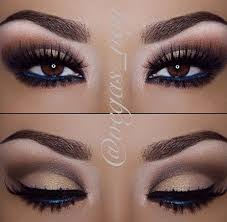 description eye shadow for brown eyes