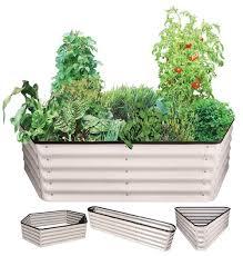10 in 1 modular raised garden bed