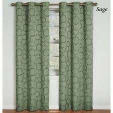 um size of curtain green grommetins silk with valance decorating your windowsin singular image ideas