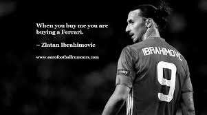 Football Quotes Custom Football Quotes 48 Zlatan Ibrahimovic