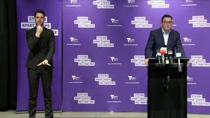 As victoria fought its way through its coronavirus second wave, premier daniel andrews' press conference became a marker of daily life for a state in lockdown. Key Points From Victorian Premier Daniel Andrews And Chief Health Officer Brett Sutton S Latest Coronavirus Update Abc News