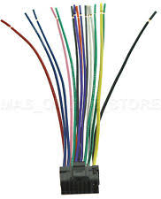 alpine in gps audio in car technology wire harness for alpine iva d105 ivad105 iva d106 ivad106 ships today