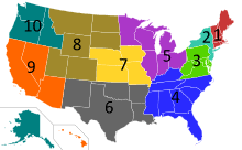 Epa Region 8 Org Chart United States Environmental Protection Agency Wikipedia