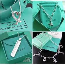 tiffany jewelry necklace fasion