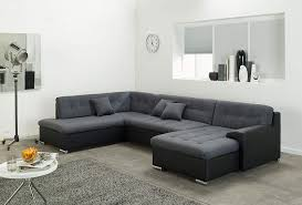 Wohnlandschaft Rocky U Form Mit Wohnzimmer Sofa